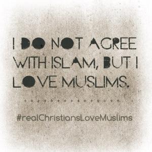 realChristiansLoveMuslims